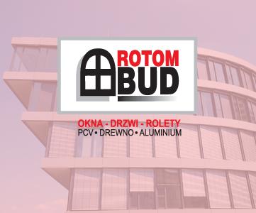 Rotombud - Okna • Drzwi • Rolety