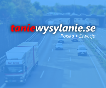 Tanie Wysyłanie - Anglia, Szwecja, Polska
