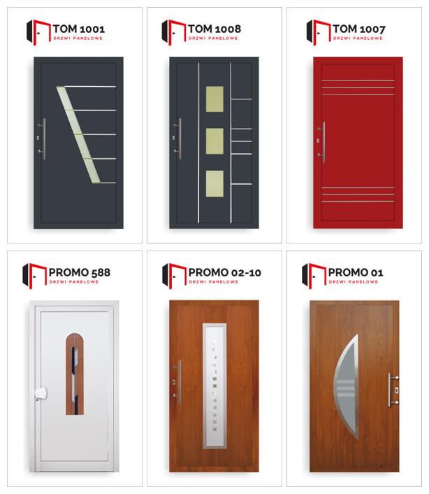 Drzwi Panelowe (1)