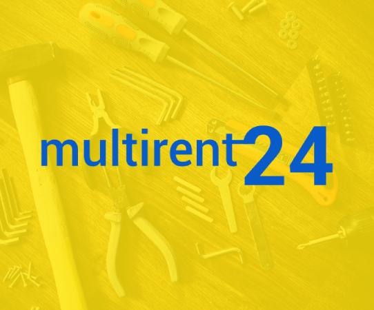 Multirent24 - Sprzęt budowlany